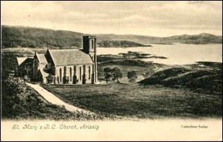 Arisaig Church